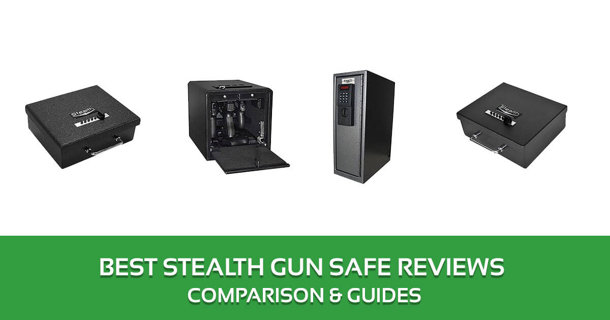 Best Stealth Gun Safe Reviews