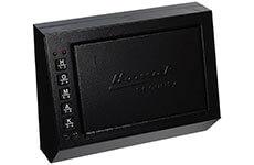 Homak HS10036683 10 x 3.5 x 7.5 Inch Electronic Access Pistol Box