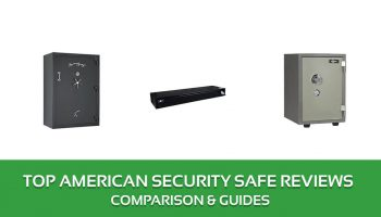 Top 7 American Security Safe Reviews 2018