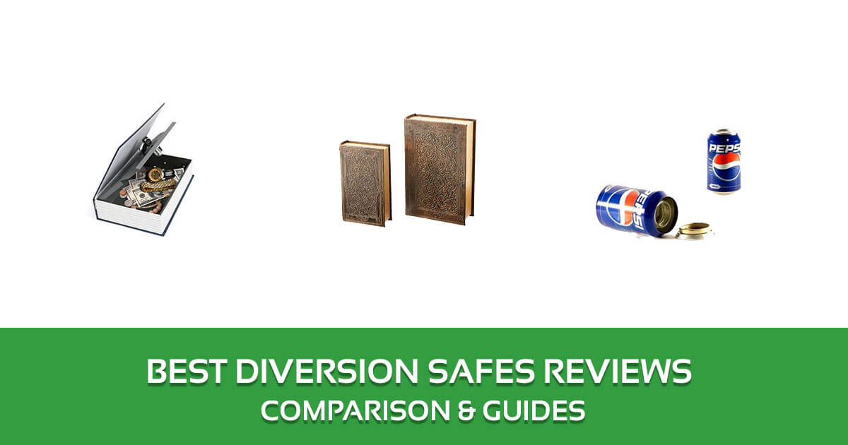 Best diversion safes
