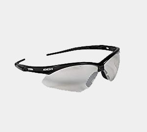 Jackson Safety 25685 V30 Nemesis Safety Glasses, Indoor/Outdoor Lenses with Black Frame (Pack of 12) Review