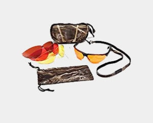Ducks Unlimited Shooting Eyewear Kit With 5 Anti-Fog Lens Options Review