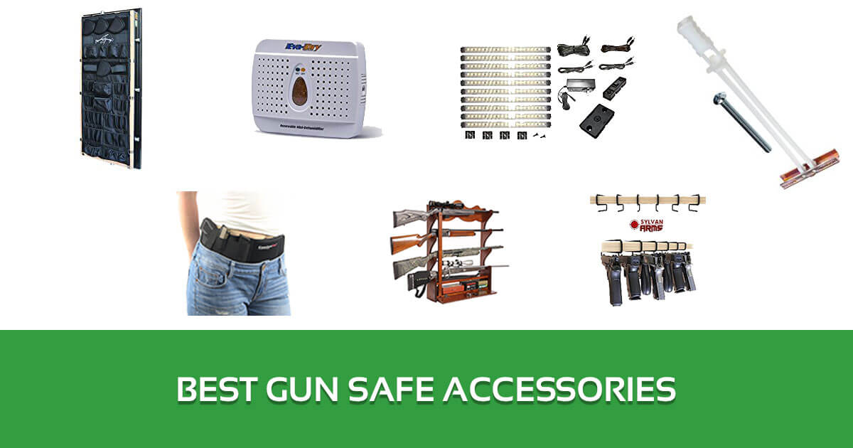 Best Gun Safe Accessories