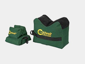 Caldwell DeadShot Boxed Combo (Front & Rear Bag) - Unfilled Review