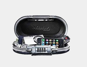 Master Lock 5900D SafeSpace Portable Safe, Gunmetal Grey Review