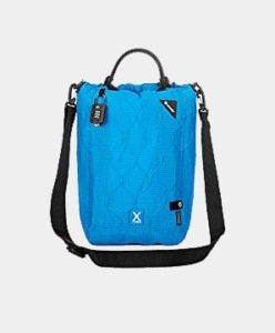 Pacsafe Travelsafe X15 Anti-Theft Portable Safe, Hawaiian Blue Review