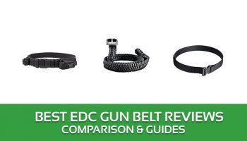 Best EDC Gun Belt Reviews