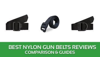 Best Nylon Gun Belts