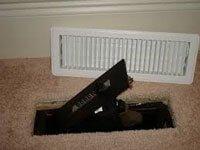 Floor Hidden Gun Safe