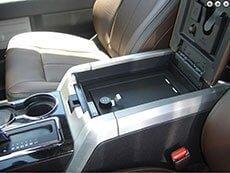Gun Safe in a Car