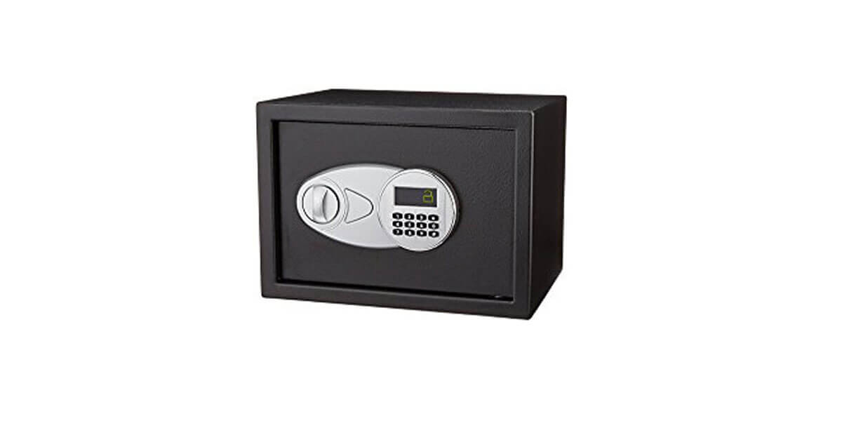 Amazonbasics Security Safe 0.5-Cubic Feet Review