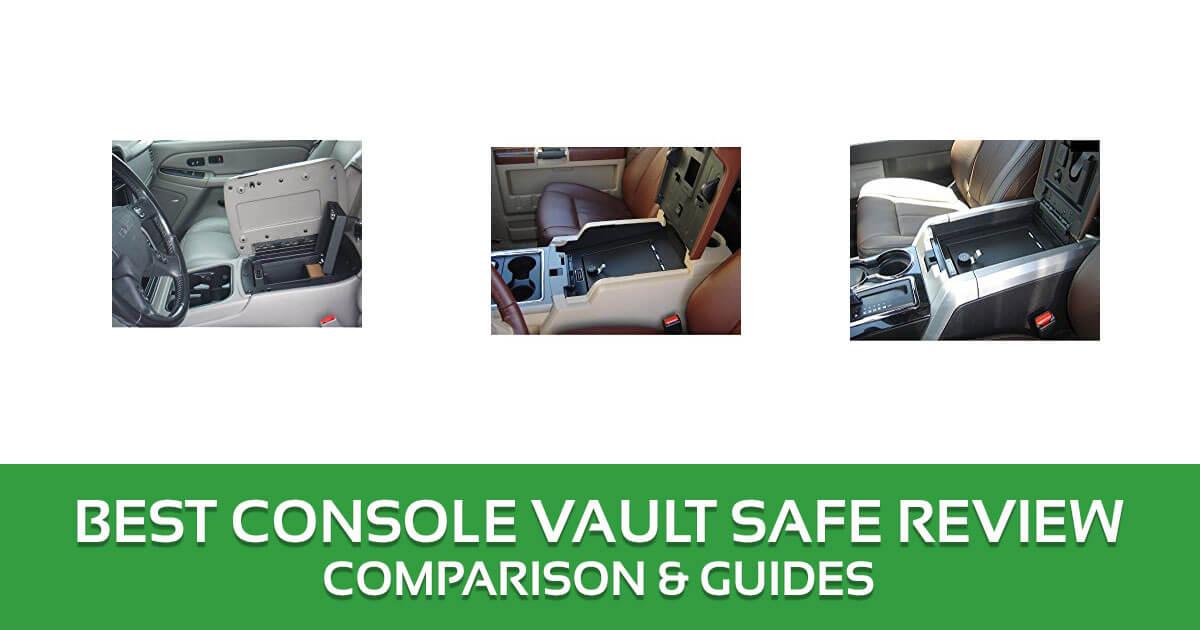 Best Console Vault Safe Review