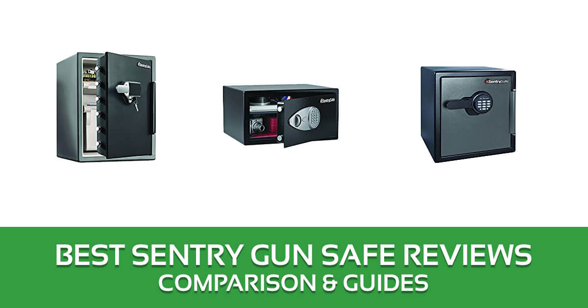 Best Sentry Gun Safe Reviews – 2017 Top Picks and Buyer's Guide