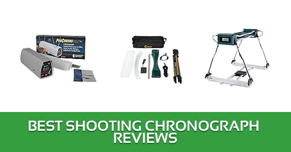 Best Shooting Chronograph Reviews
