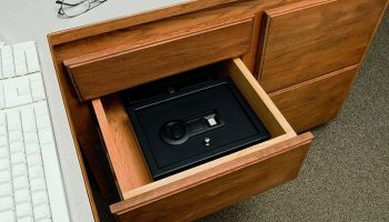 How to Install a Drawer Safe