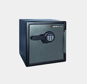 SentrySafe Fire and Water Safe, Extra Large Digital Safe, 1.23 Cubic Feet, SFW123EU
