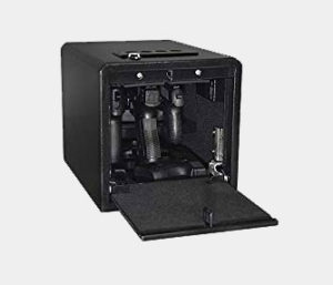 Stealth Handgun Hanger Safe Quick Access Electronic Pistol Security Box Review