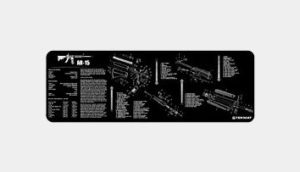 TekMat 12-Inch X 36-Inch Long Gun Cleaning Mat