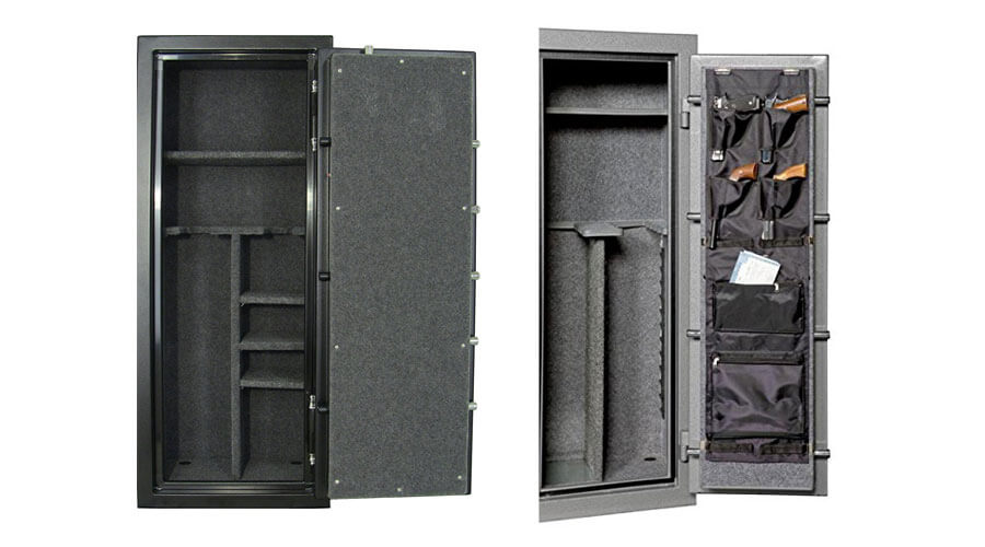 Top 7 Gun Safe Organizer Ideas