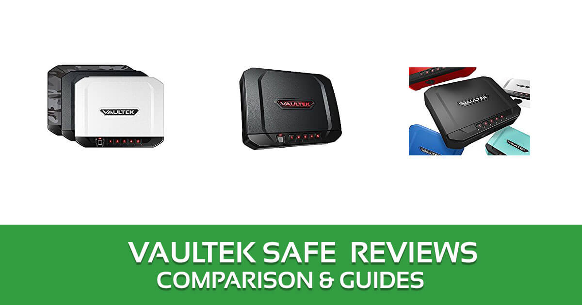 Vaultek Safe Reviews – 2020 Top Picks and Buyer's Guide 1