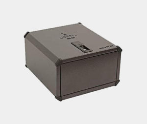 Liberty 9G HDX-250 Smart Vault Biometric Safe - Safely secure your valuables or handgun in the new Home Defender Review