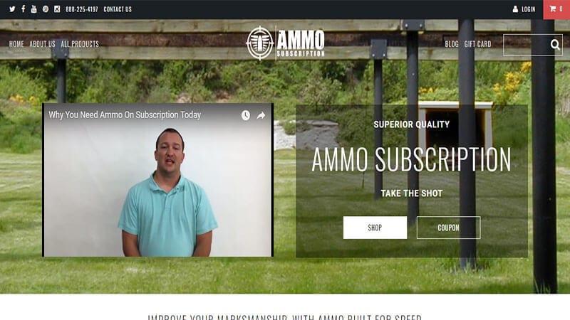 Ammo Subscription