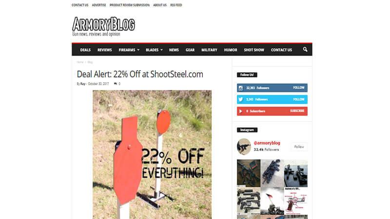 ArmoryBlog