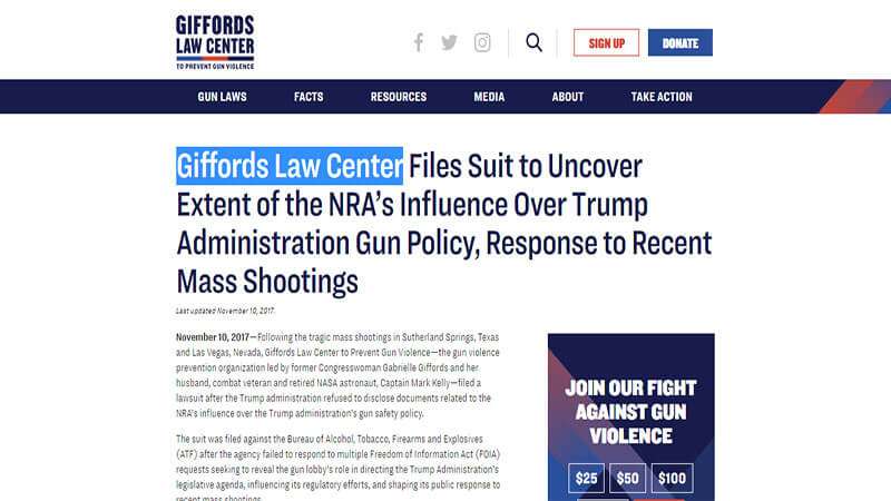 Giffords Law Center