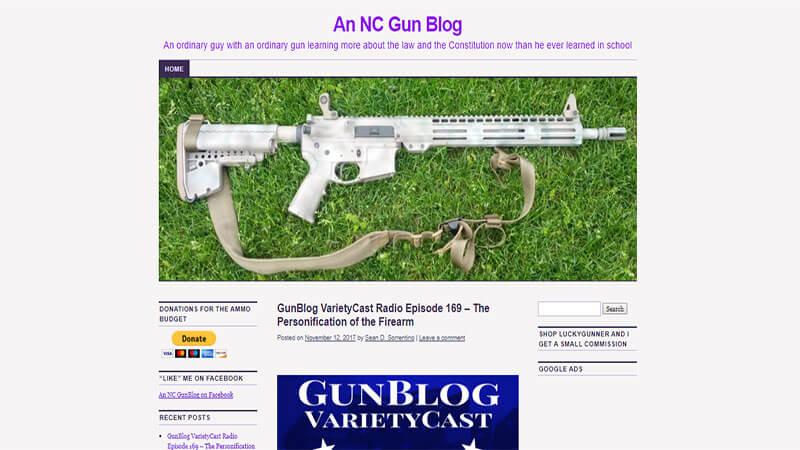 Nc Gun Blog