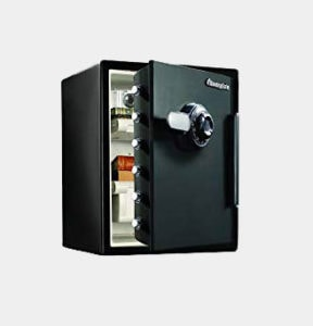 SentrySafe Fire and Water Safe, XX Large Combination Safe, 2.05 Cubic Feet, SFW205CWB Review
