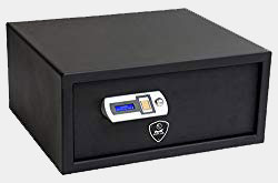 Verifi S6000 Smart.Safe. Fast Access Biometric Safe with FBI Fingerprint Sensor