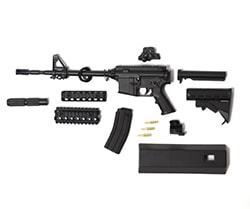 Miniature Ar15 Replica Rifle Review 2