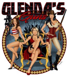Three Women Aim at Earning Your Gun Business. Glendas Guns, A Gun Store like None Other 3