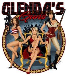 Three Women Aim at Earning Your Gun Business. Glendas Guns, A Gun Store like None Other 3