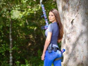 Three Women Aim at Earning Your Gun Business. Glendas Guns, A Gun Store like None Other 2
