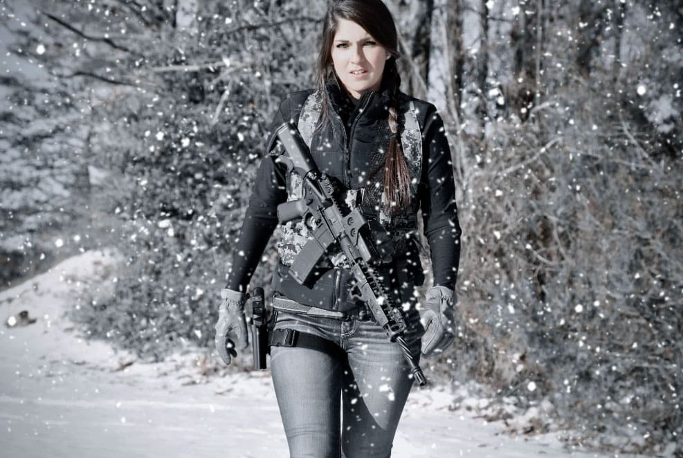 Three Women Aim at Earning Your Gun Business. Glendas Guns, A Gun Store like None Other 4