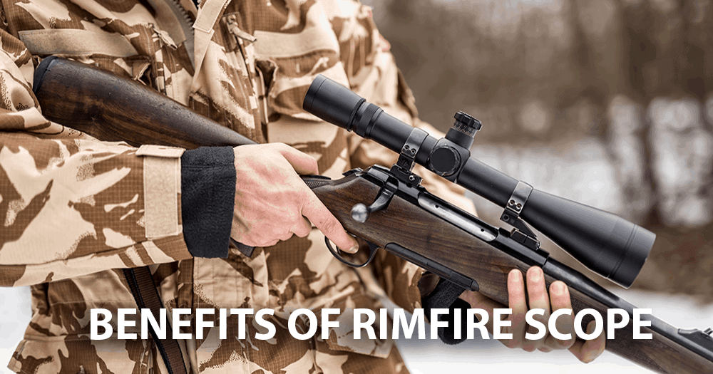Benefits of Rimfire Scope 1