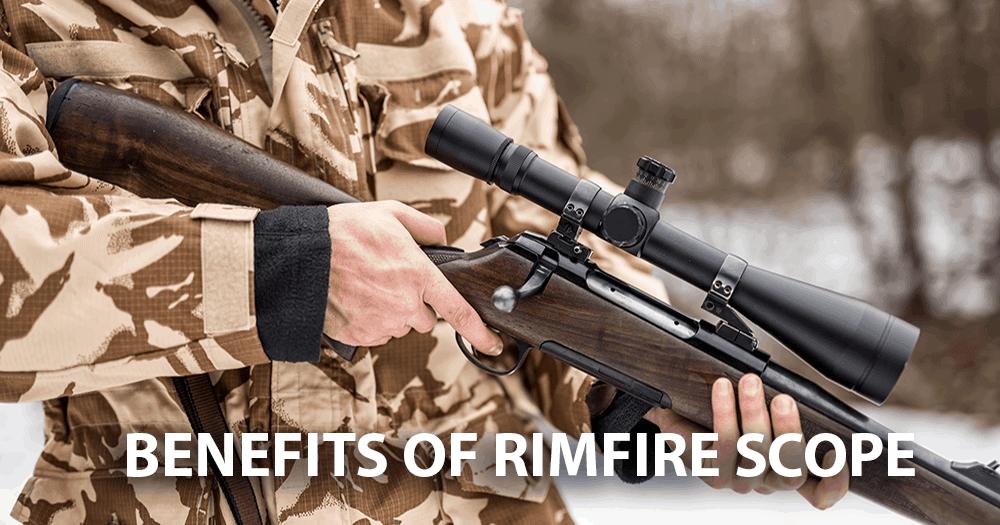 Benefits of Rimfire Scope 1