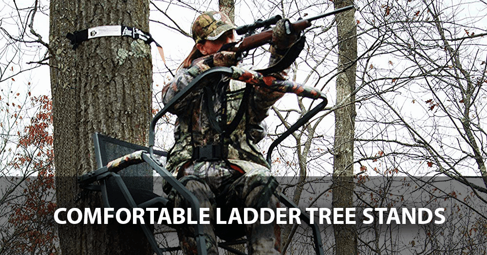 Things to Consider Before Buying Comfortable Ladder Tree Stands 1