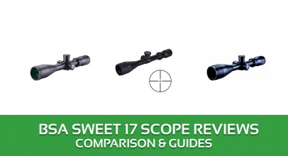 BSA Sweet 17 Scope Reviews 2018 – Top Picks and Buyer's Guide