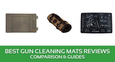 Best Gun Cleaning Mats Reviews – 2018 Top Picks and Buyer's Guide
