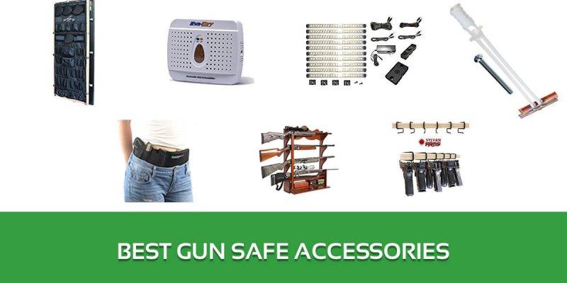 Best Gun Safe Accessories 2018 – Must Have Gun Safe Accessories