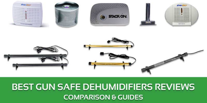 Best Gun Safe Dehumidifiers Reviews & Guides of 2018 – Buyer's Guide