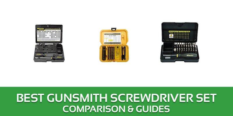 Best Gunsmith Screwdriver Set Reviews – 2018 Buyer's Guide