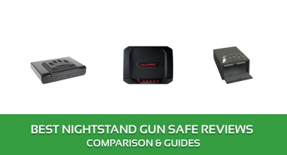 Best Nightstand Gun Safe Reviews – 2018 Top Picks and Buyer's Guide