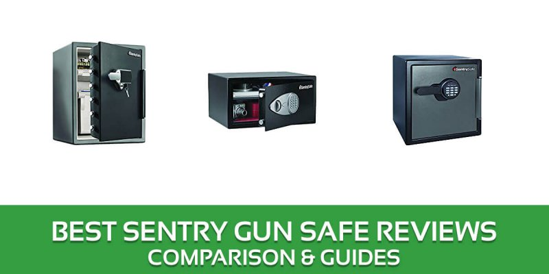 Best Sentry Gun Safe Reviews – 2018 Top Picks and Buyer's Guide