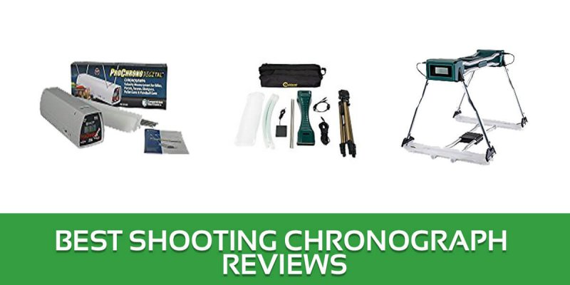 Best Shooting Chronograph Reviews – 2018 Top Picks and Buyer's Guide