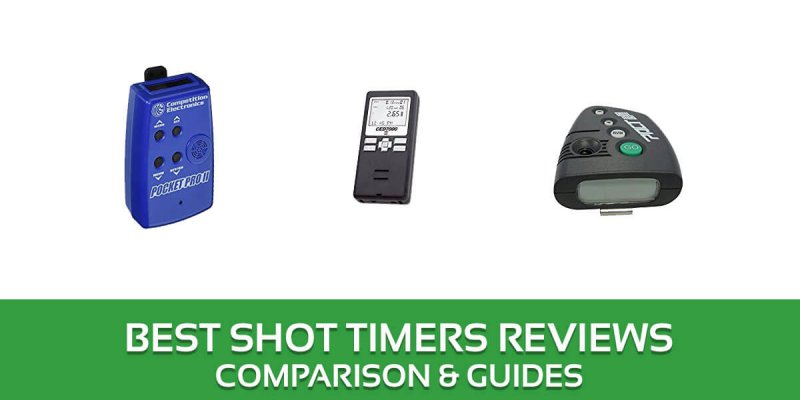Best Shot Timers Reviews – 2018 Top Picks and Buyer's Guide