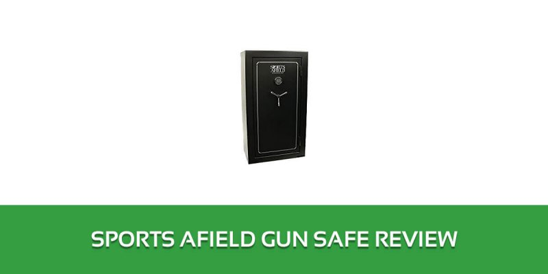 Sports Afield Gun Safe Review