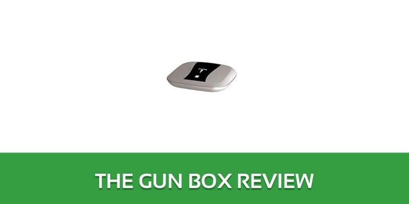 The Gun Box Biometric Hand Gun Safe Review